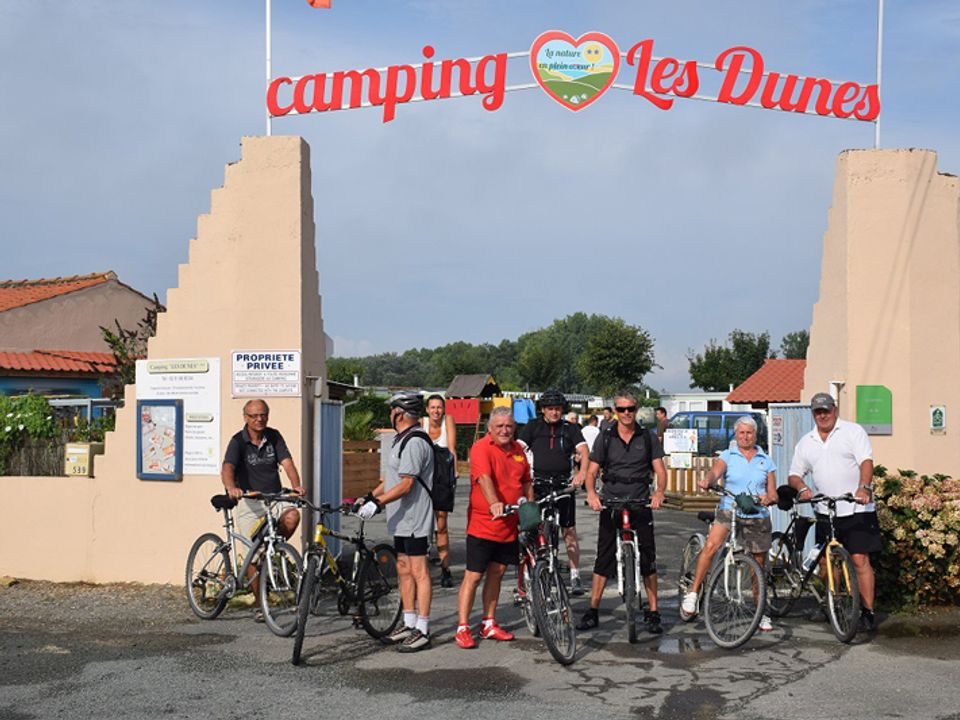 Camping Les Dunes, 2* - 1