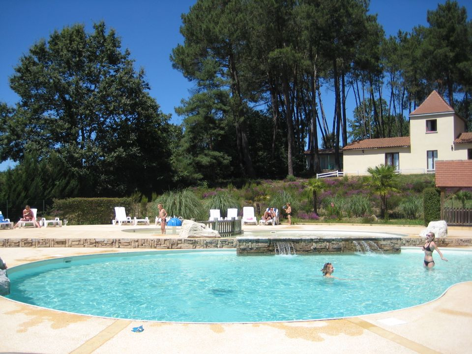 Camping Domaine des Grands Pins  - Camping Dordogne