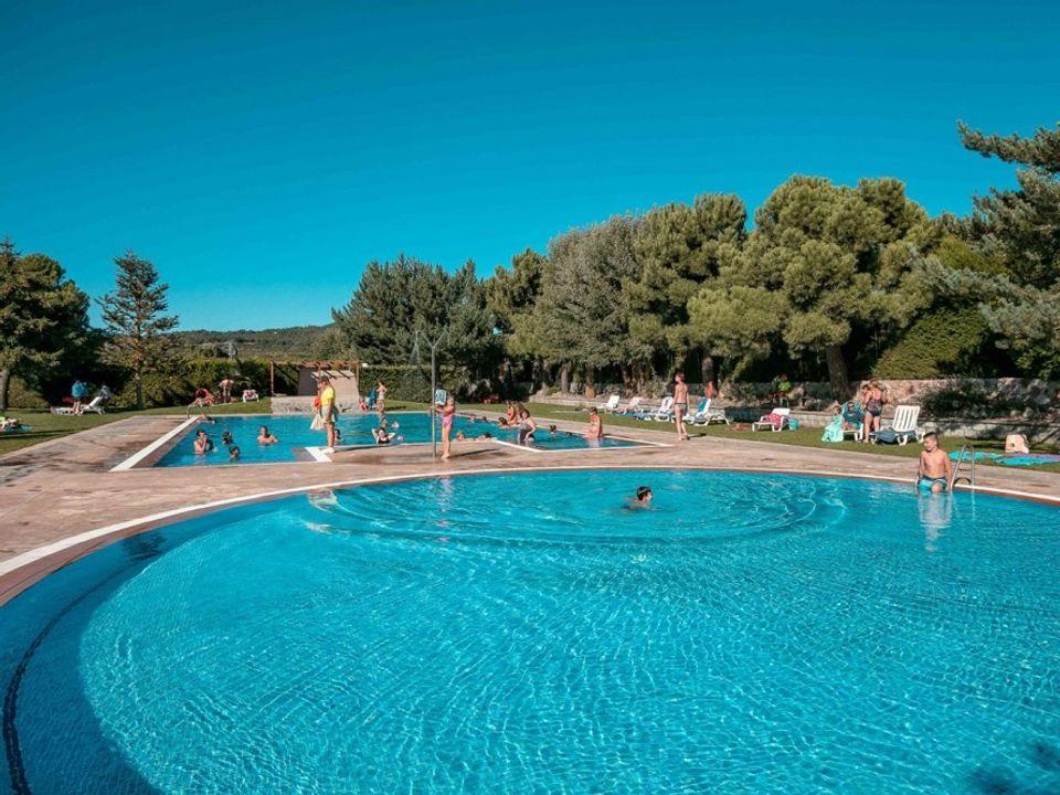 Camping Prades Park - Camping Tarragona