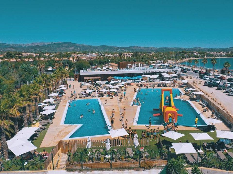 Camping Ampolla Playa - Camping Tarragona