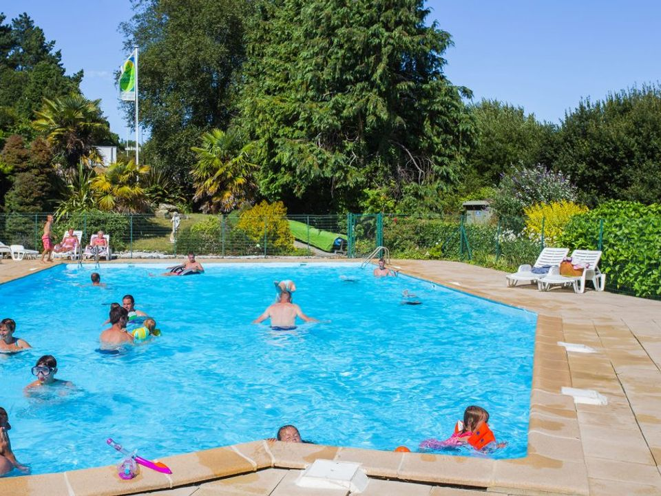 Le Panoramic - Camping Sites et Paysages - Camping Finistere