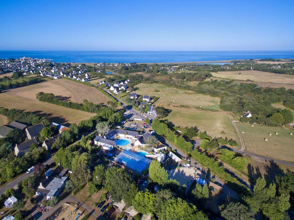 Camping Airotel La Pommeraie de l'Océan - Camping Finistère