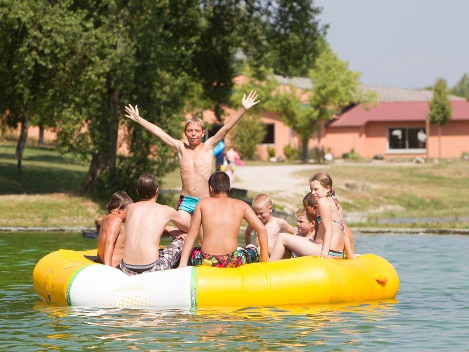 Camping Les 3 Lacs du Soleil, 4* - 7