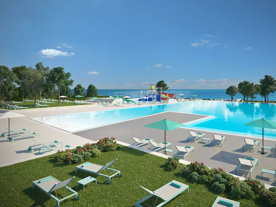 Camping Park Umag - Camping Istrie