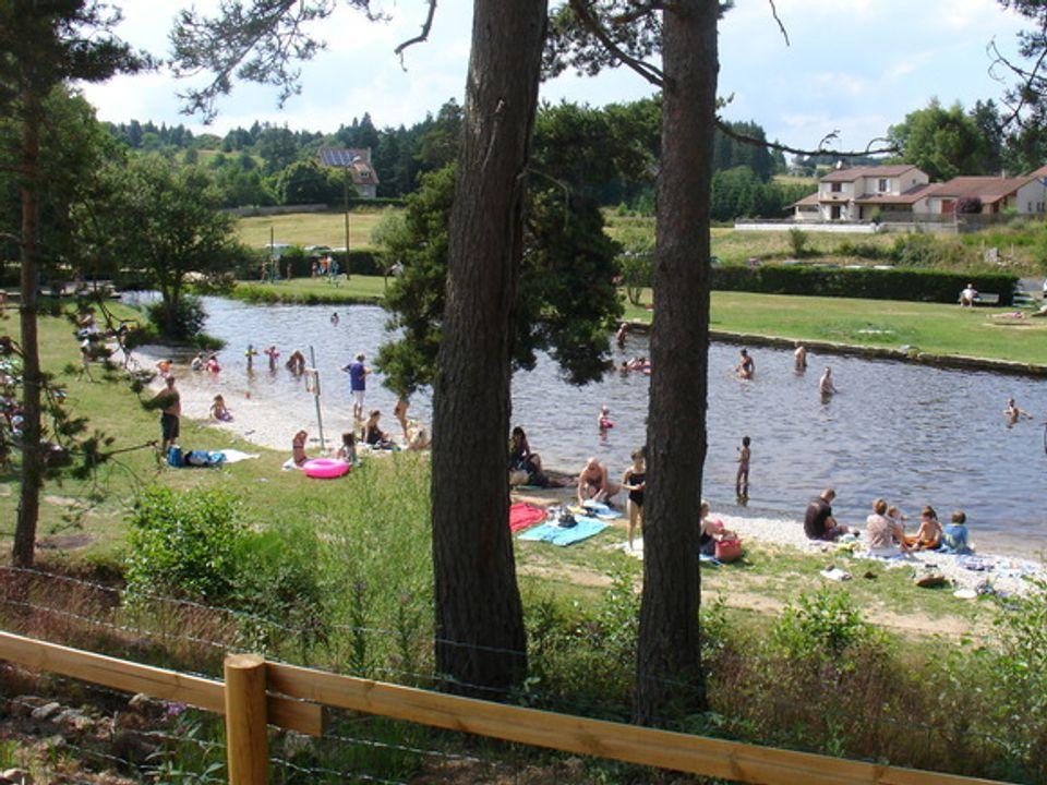 Camping Les Chalets du Haut Forez - Camping Loire