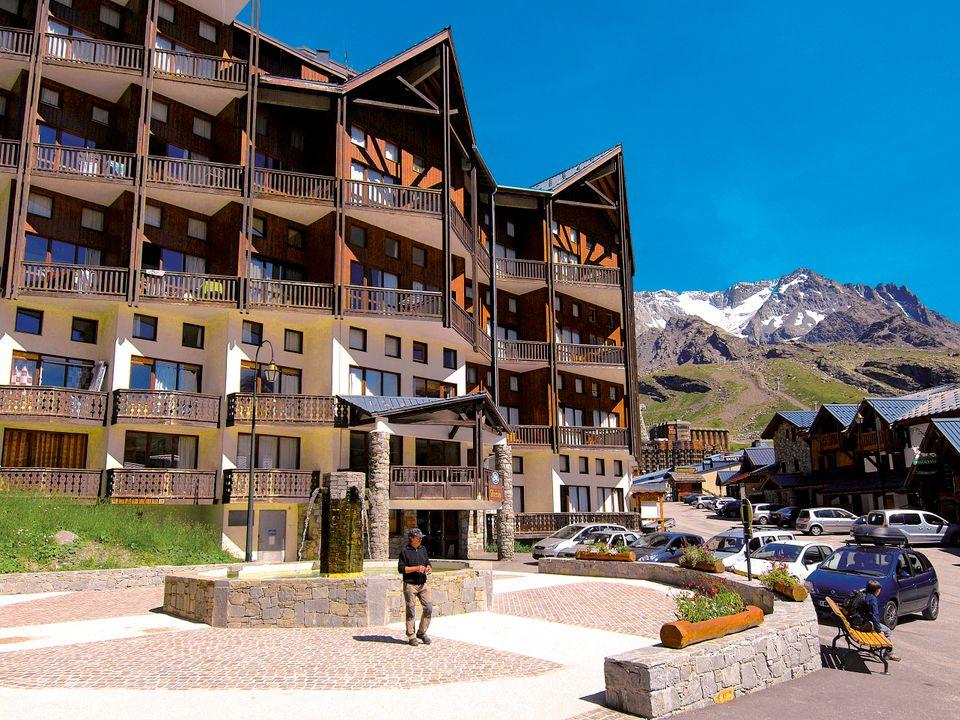 Résidence-Club Le Silveralp - Camping Savoie