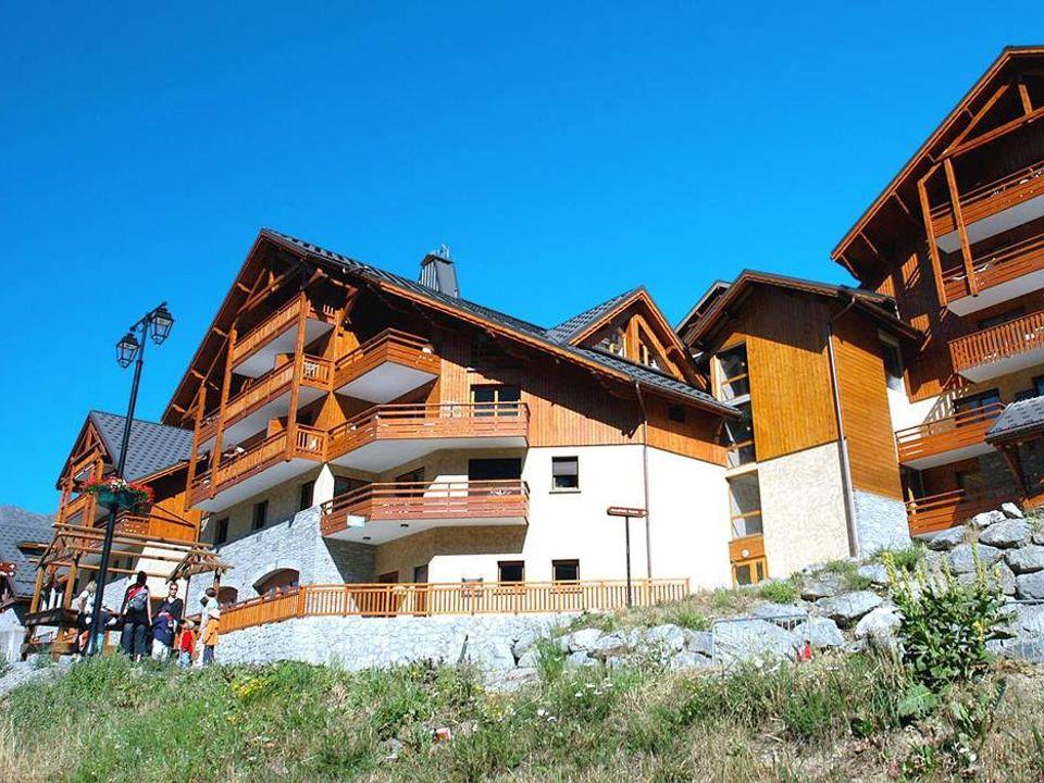 Résidence La Cascade - Les Epinettes - Camping Isere