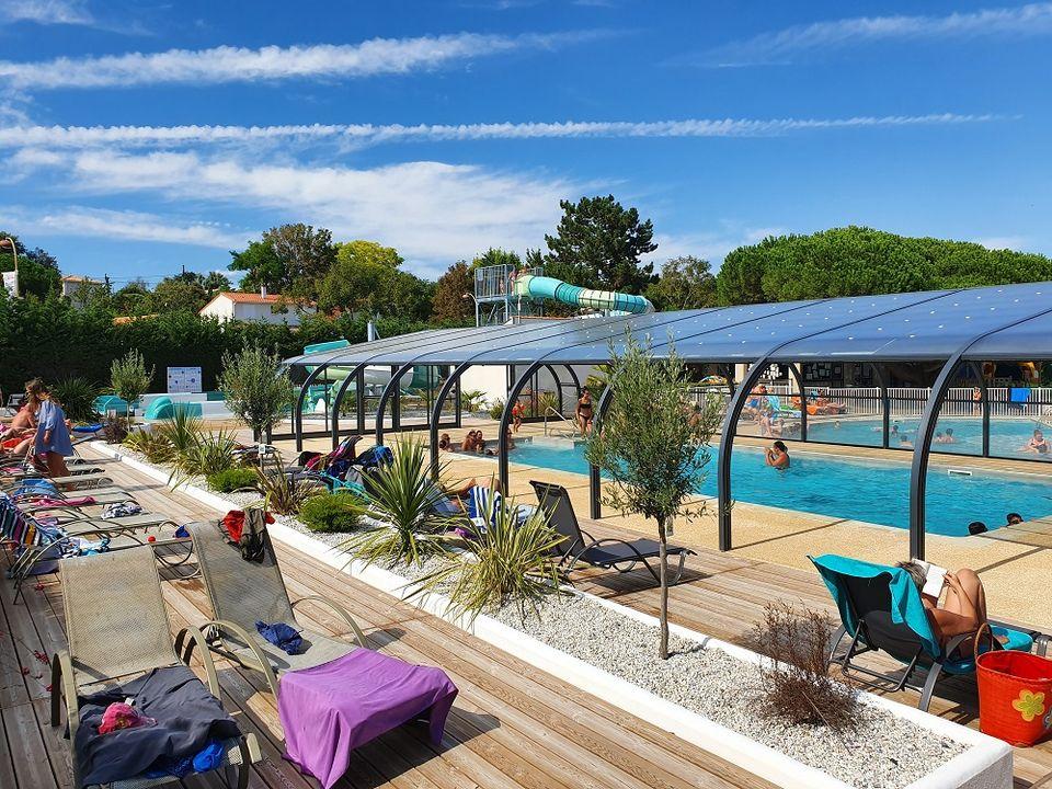 Camping Le Nauzan Plage  - Camping Charente-Maritime