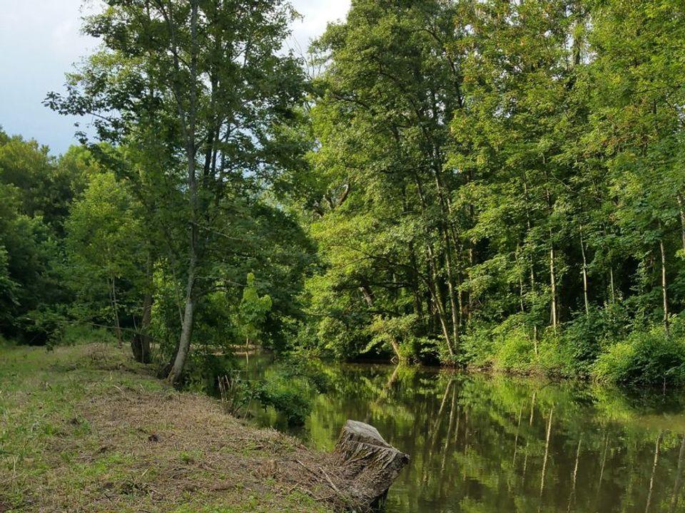 Camping Les Ilots de St Val - Camping Eure-et-Loir