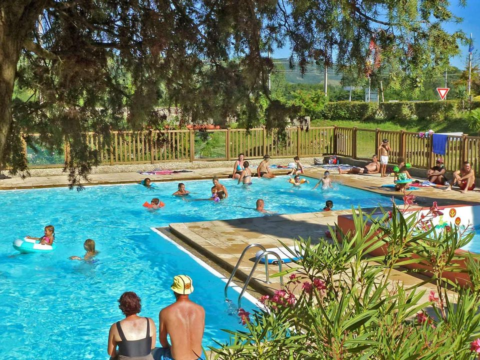Camping Iserand Calme et Nature - Camping Ardeche