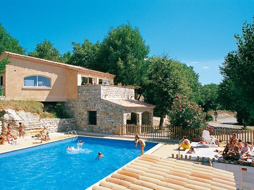 Camping Les Chênes verts  - Camping Ardeche