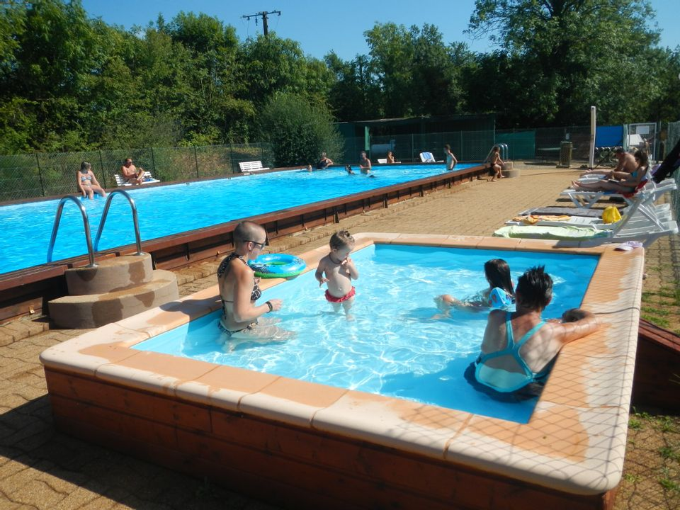 Camping Les Monts d'Albi - Camping
