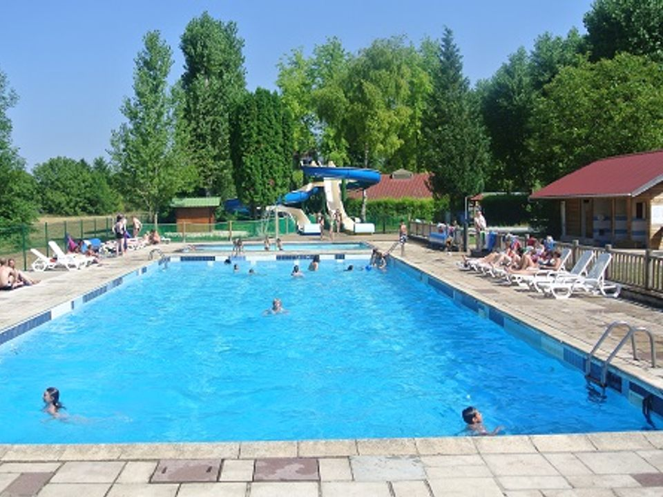Camping Le Val d'Amour - Camping