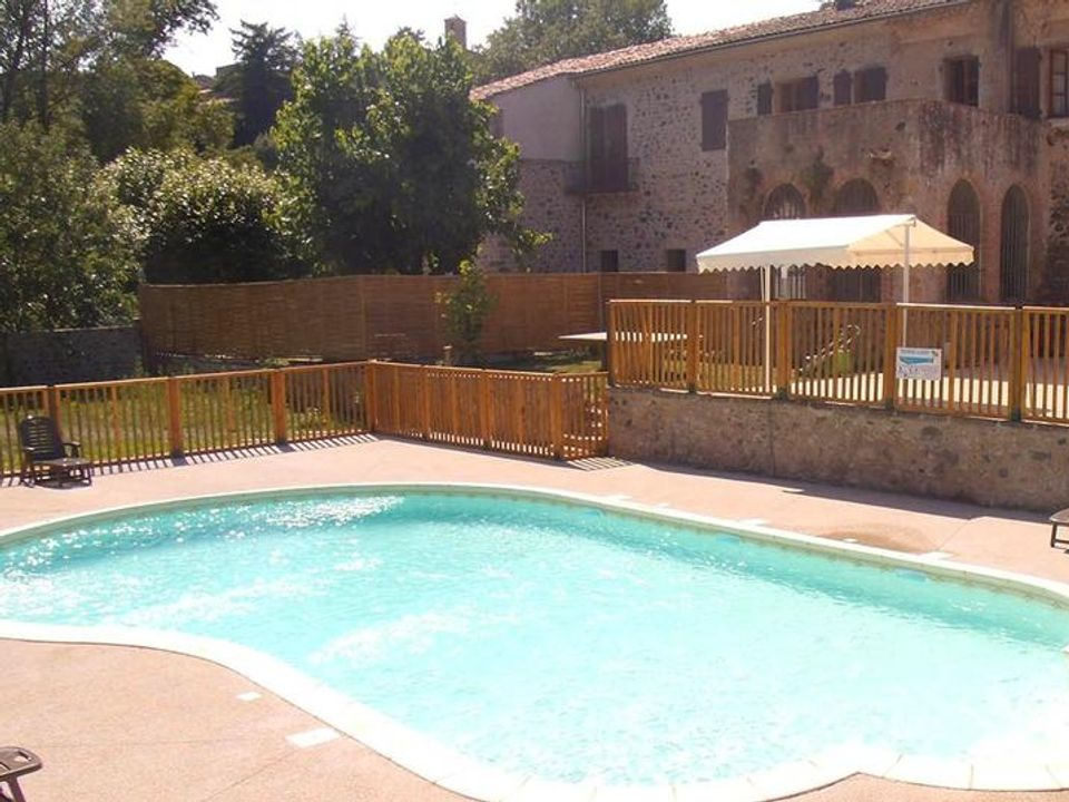 Camping Moulin d'Onclaire - Camping