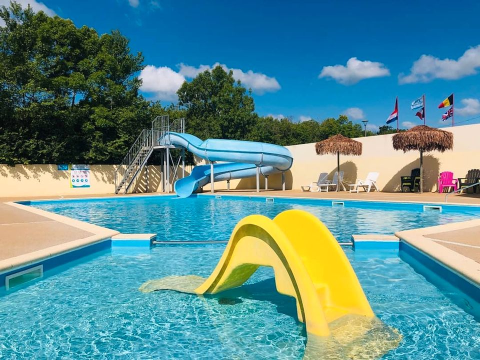 Camping Les Mancellieres, 4*