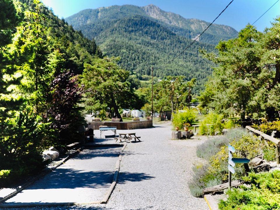 Camping River - Camping Alpes-de-Haute-Provence