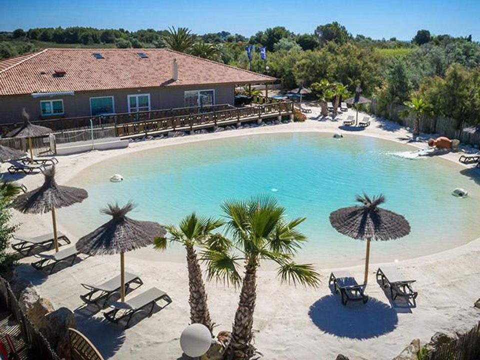 Camping Soleil d'Oc - Camping Aude