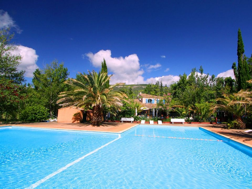Camping Domaine La Peiriere - Camping Aude