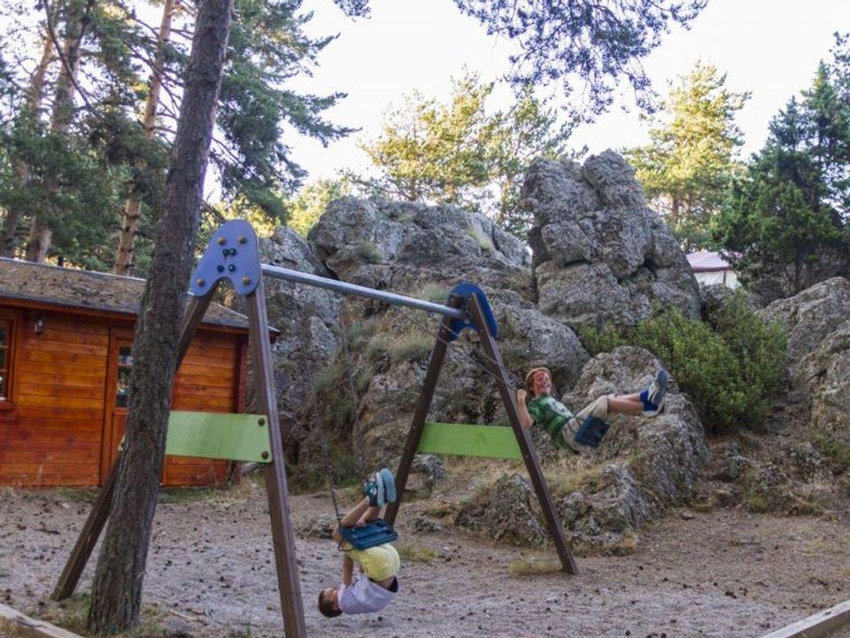 Camping Sierra de Albarracin - Camping Aragon - Espagne