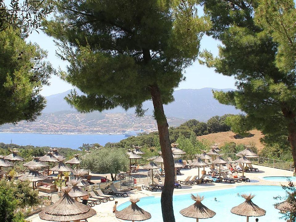 Camping Vigna Maggiore - Camping Corse du sud