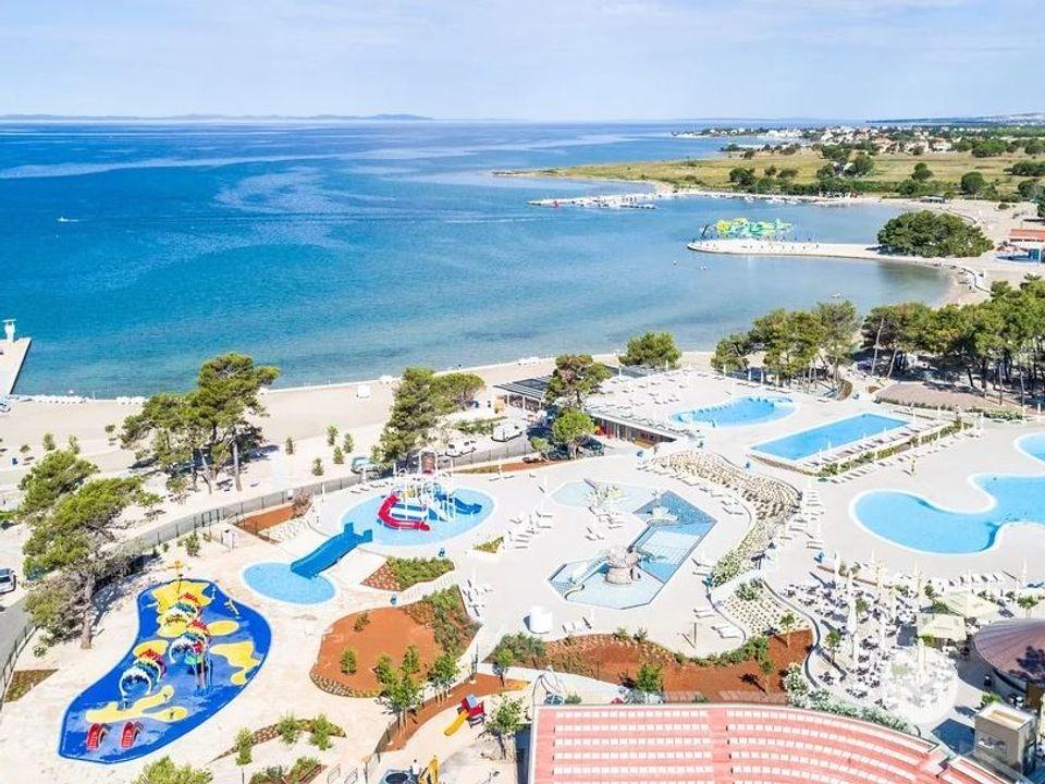 Camping Zaton Holiday Resort  - Camping Dalmatie du nord