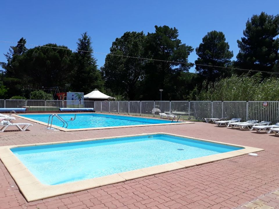 Camping Les Casteillets - Camping