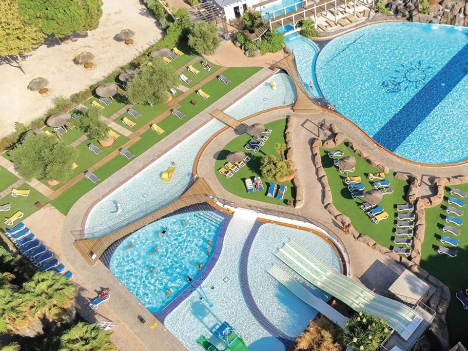 Camping Le Soleil - Camping Pyrenees-Orientales