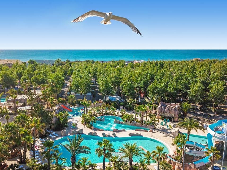 Les Méditerranées - Camping Nouvelle Floride - Camping Herault
