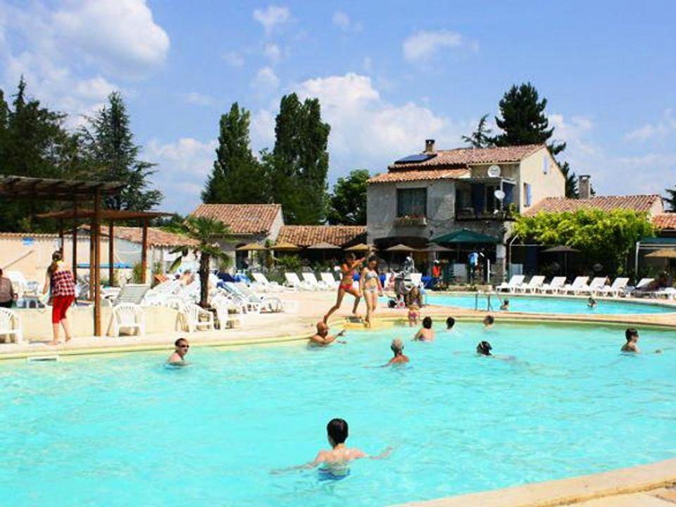 Camping l'eau Vive - Camping Alpes-de-Haute-Provence