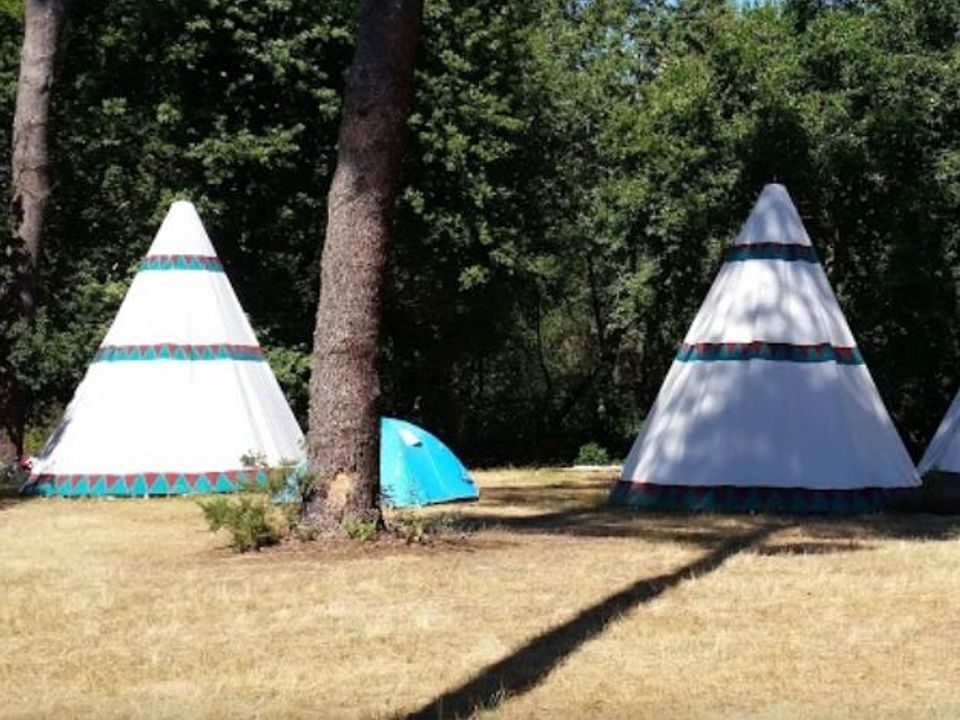 Camping Base Nautique De Mexico - Camping Landes