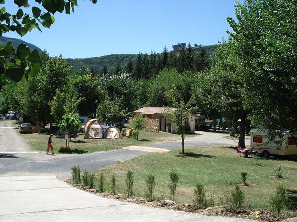 Camping Le Pont - Camping Aveyron