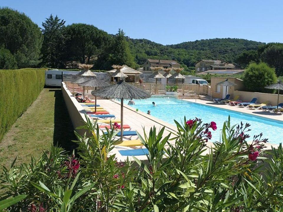 Camping Les Amarines - Camping Paradis, 3*