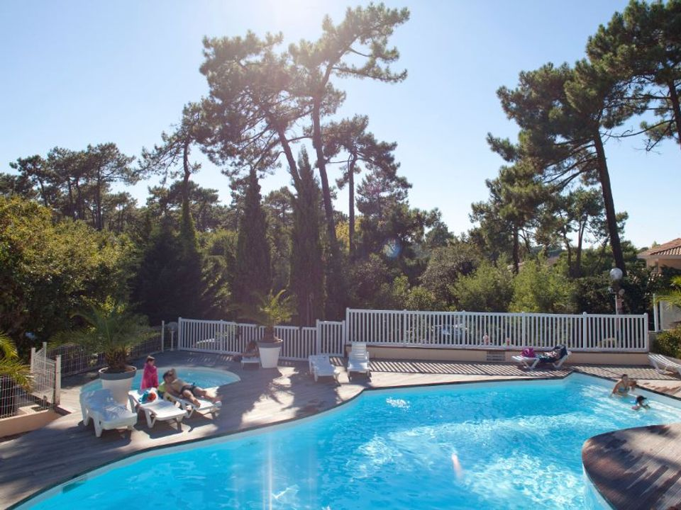 Camping Club D'arcachon - Camping Gironde