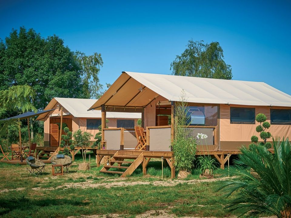 Camping Les Belles Rives - Camping Paradis - Camping