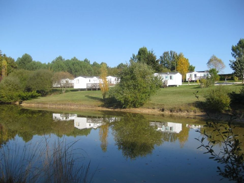 Camping La Motte - Camping Charente-Maritime