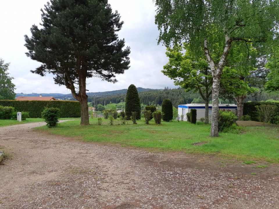 Camping Municipal Le Colombier - Camping Loire