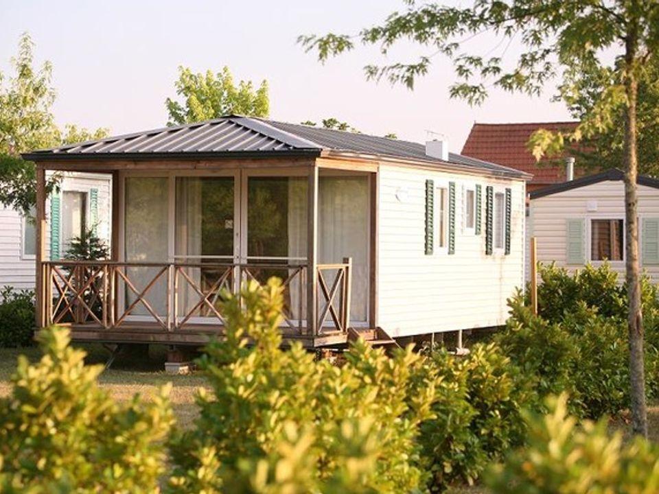 Camping La Prairie - Camping Gironde