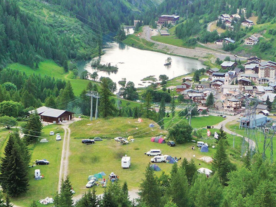 Camping Municipal Les Brevieres - Camping Savoie