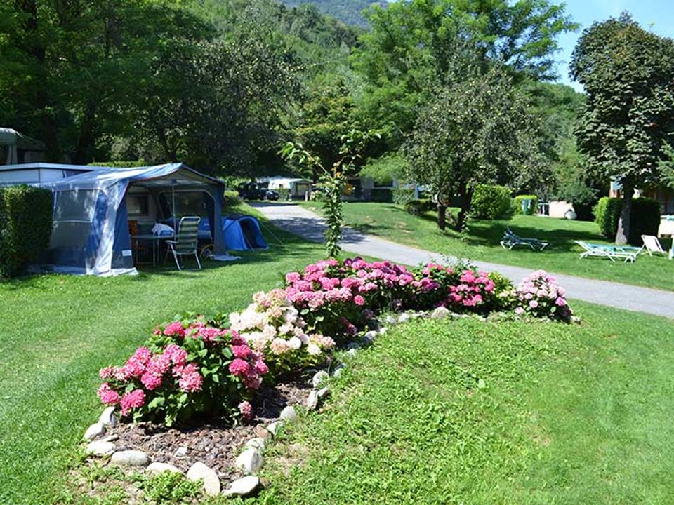 Camping Marie France - Camping Savoie