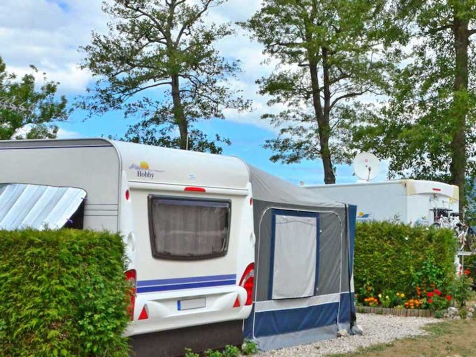 Camping Les Peupliers - Camping Savoie