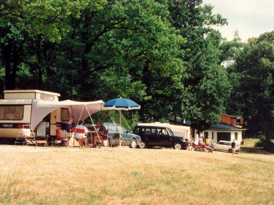 Camping aire naturelle de Malpelas Sebastien - Camping Corrèze