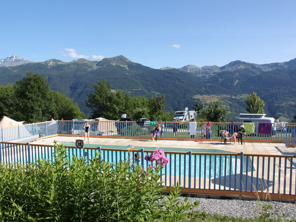 Camping Le Bioley - Camping Savoie