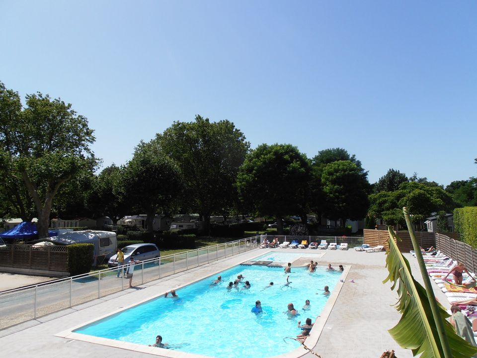 Camping Le Relax - Camping Charente-Maritime