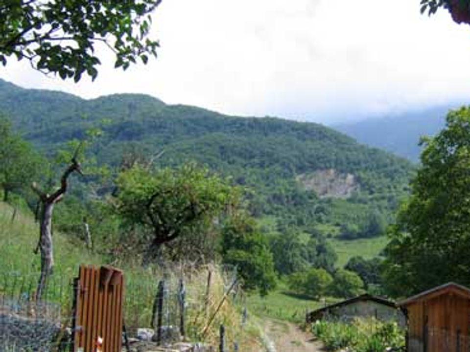Camping aire naturelle Municipale - Camping Haute-Savoie