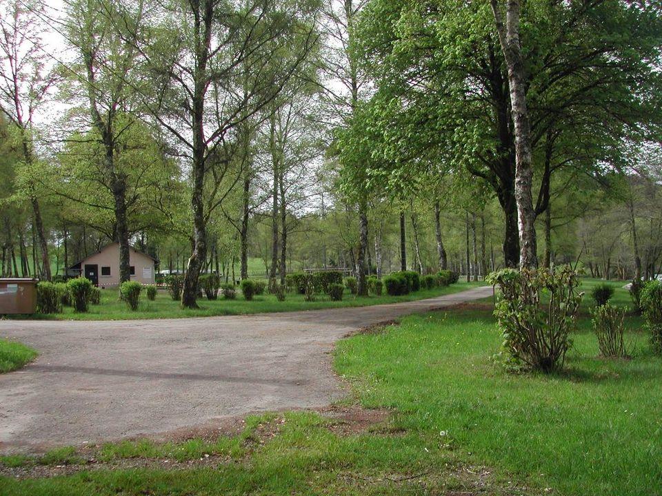 Camping Municipal La Sève - Camping Haute-Vienne