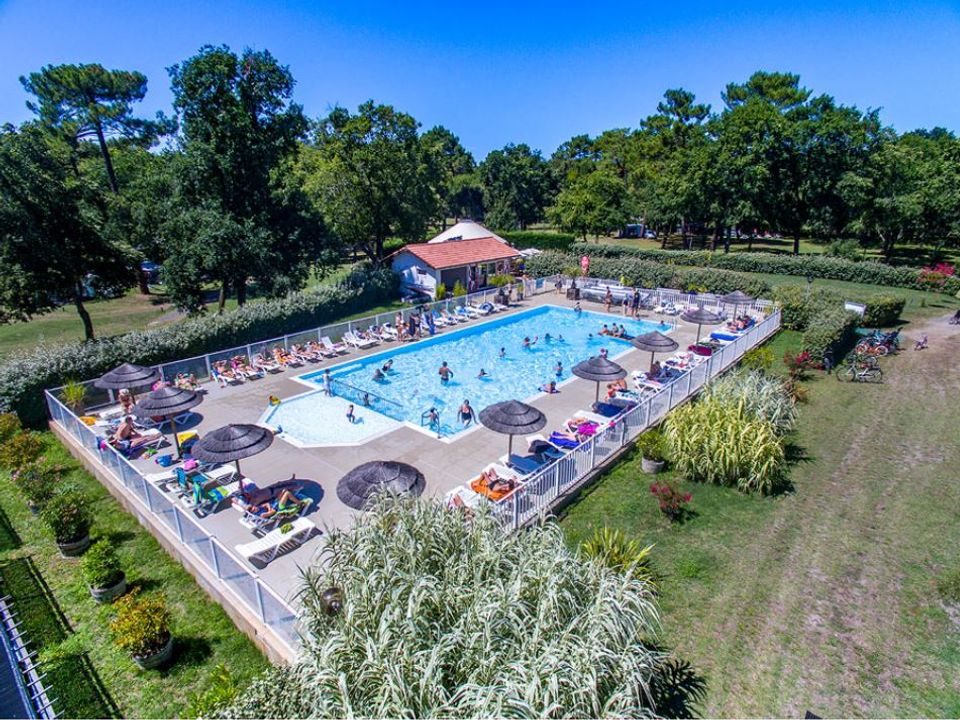 Camping La Palombiere - Camping Charente-Maritime