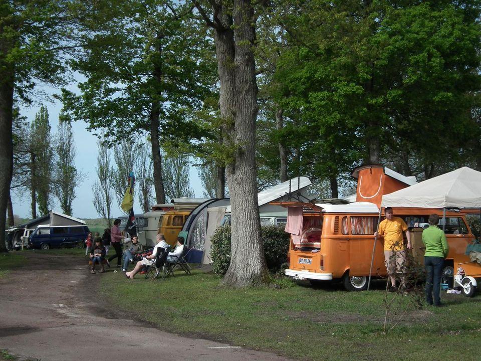 Camping Du Parc - Camping Charente-Maritime