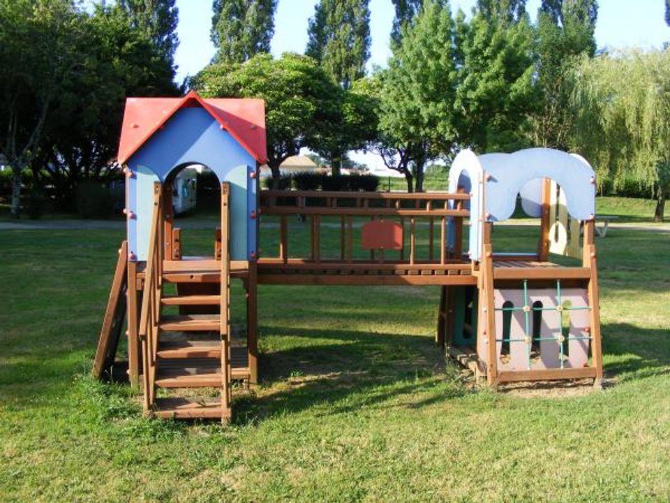 Camping Municipal - Camping Charente