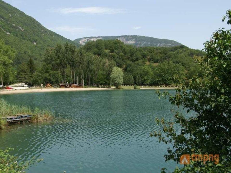 Camping Du Lac - Camping Ain