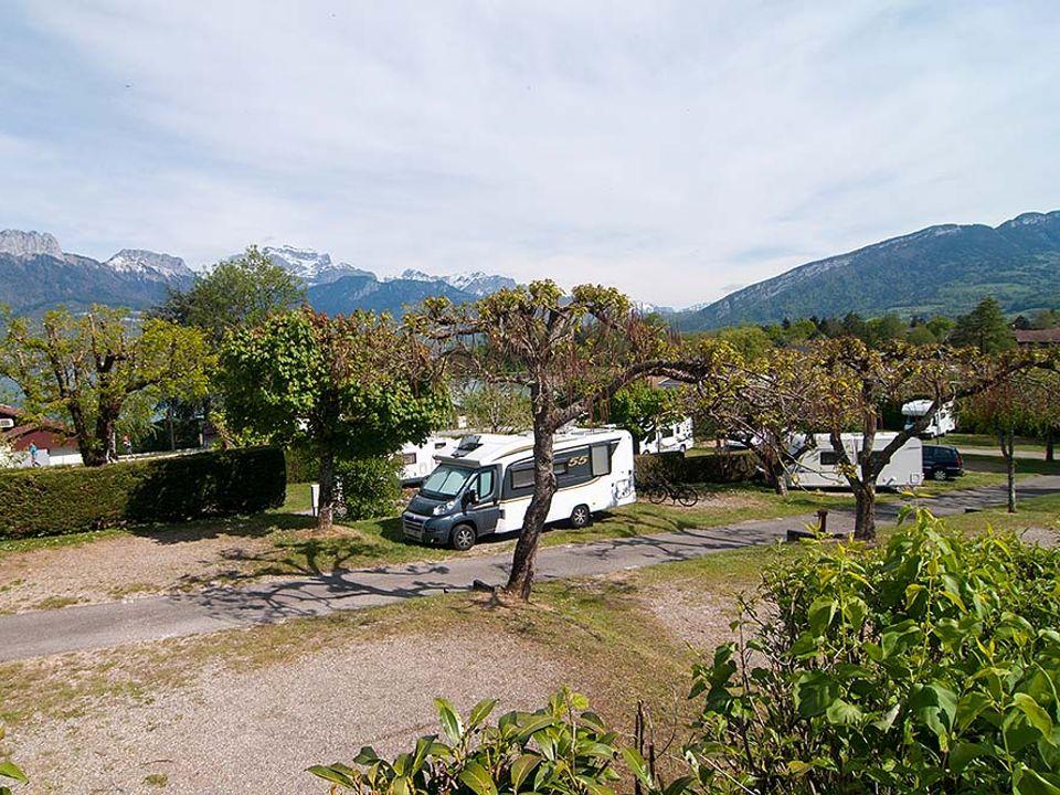 Camping au Coeur du Lac - Camping Haute-Savoie